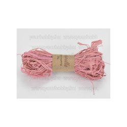 Raffia rózsaszín 20g
