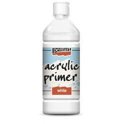 Pentart Akril alapozó festék - Fehér 1000 ml