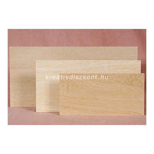 Falapok több méretben 12,5x12,5 cm