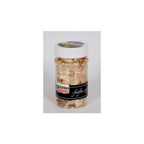 Füstfólia arany pehely, 1 g, 100 ml  M 7