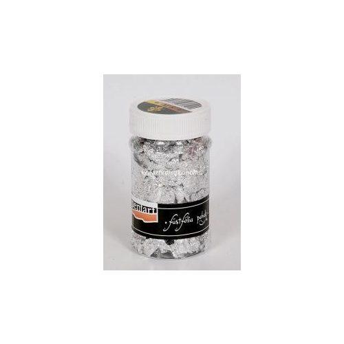 Füstfólia ezüst pehely 1 g 100 ml M8