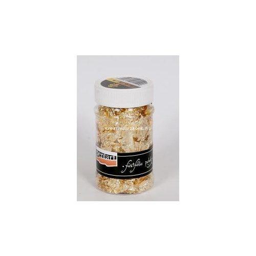 Füstfólia arany pehely, 1 g, 100 ml  M 9