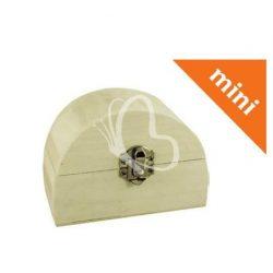 Mini, ívelt doboz