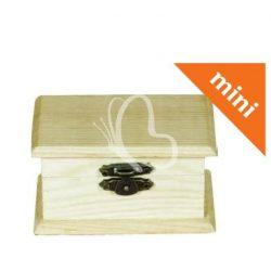 Mini, téglalap alapú doboz