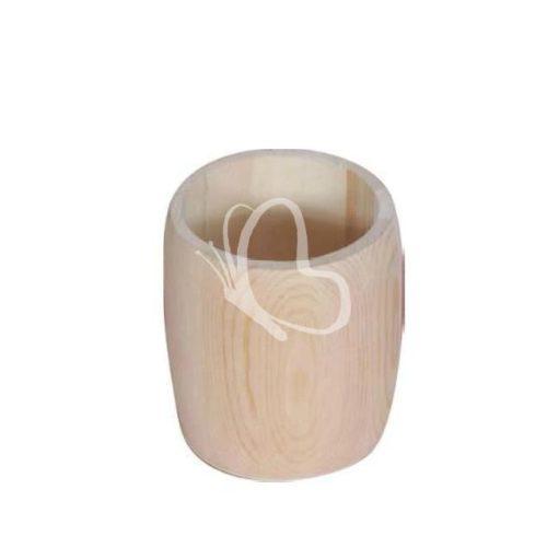 Írószertartó kerek 8x9,5 cm