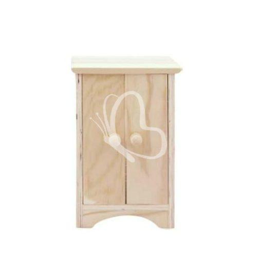 Kisszekrény, 2 ajtós