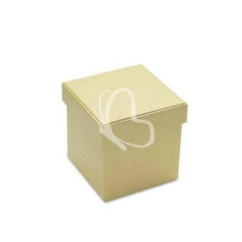 Kocka doboz 9x9x9cm