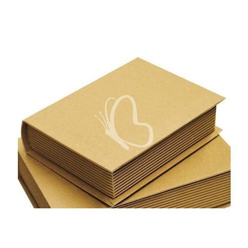 Könyv formájú karton doboz 2db/cs  KC55