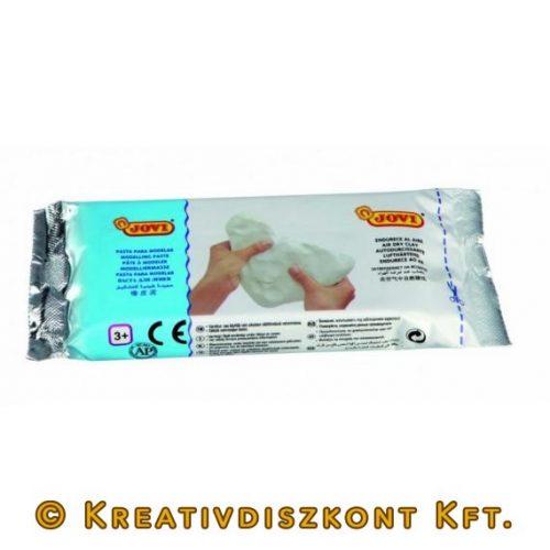 Levegőn száradó gyurma  JOVI 9 kiszerelésben fehér 250g