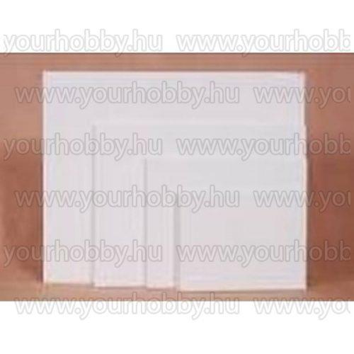 Keskeny keretű feszített vászon 12x12 cm