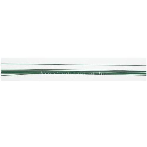 Merevítő drótszál zöld 0,8x300 mm 35 db