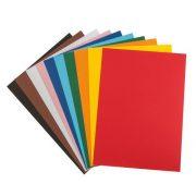 Fotókarton 50 x 70 cm 10 ív Vegyes színek