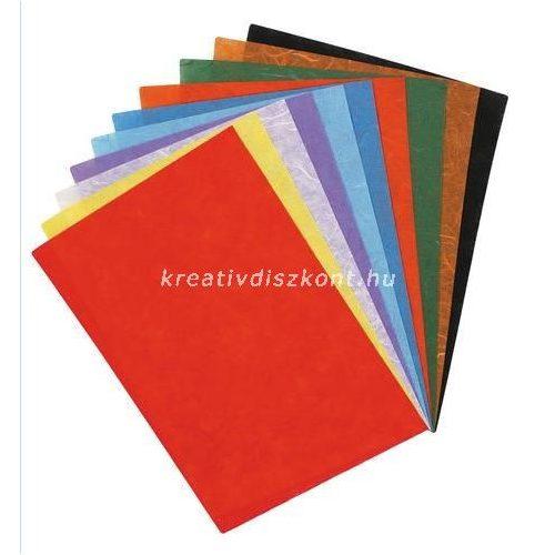 Folia® Rostselyem papír 10 szín/cs