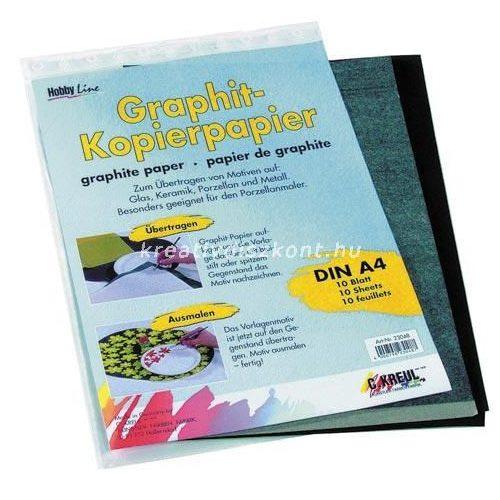 Kreul Grafitpapír A4 10 db
