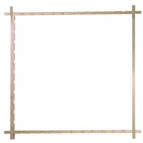 Selyemfestő keret, 75 cm