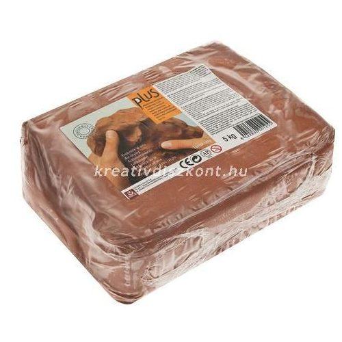 Plus® Levegőn száradó agyag terrakotta 5 kg