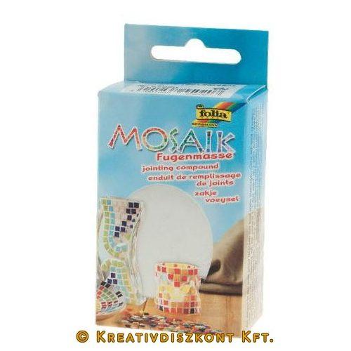 Folia® Mozaik fúgázó massza 250 g fehér