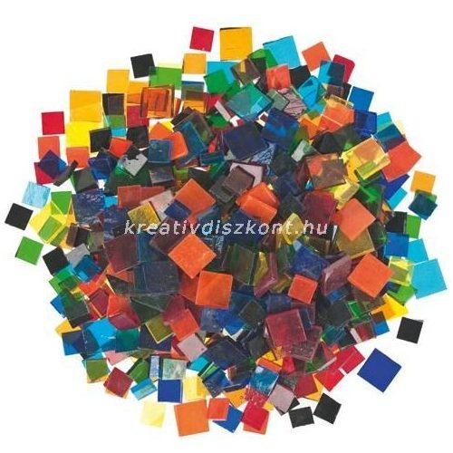 Tiffany színes mozaik lapok 500 g