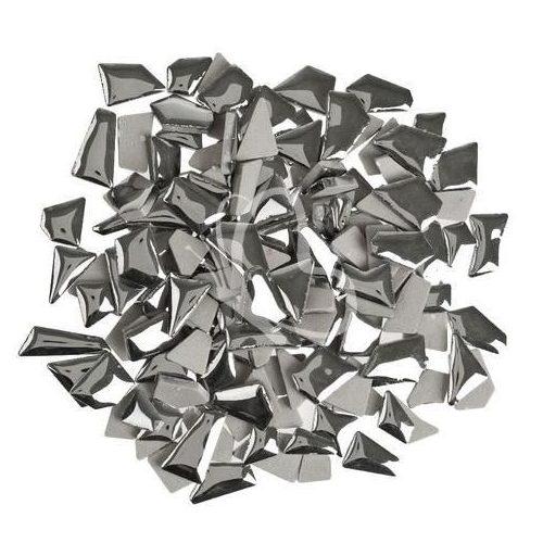 Mozaik cserépdarabok mini Deluxe 200 g ezüst