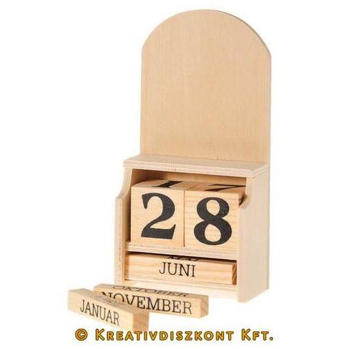 Fa naptár