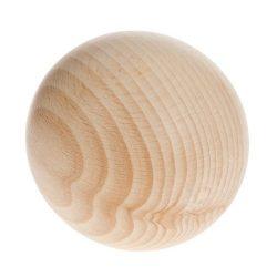 Tömör fagolyó 80 mm 1 db