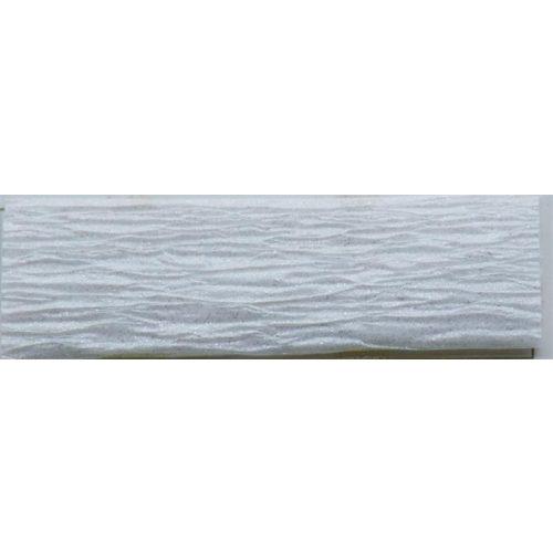 Krepp papír 50x200 cm gyöngyház fehér