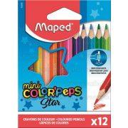 Maped színesceruza mini Color'Peps 12db