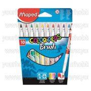 "Maped Ecsetfilc ""Color Peps Brush"" 10db"