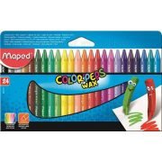 "Maped Zsírkréta ""Color Peps Wax"" 24 szín"