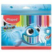 MAPED Color'Peps Ocean Filctoll készlet 2 mm 18 szín