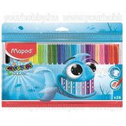 MAPED Color'Peps Ocean Filctoll készlet 2 mm 24 szín