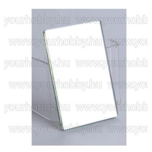 Iskolai tükör kétoldalas tokban 7,5x10,5 cm