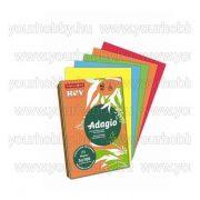 REY Adagio Másolópapír színes A4 80 g 5x100 lap intenzív mix