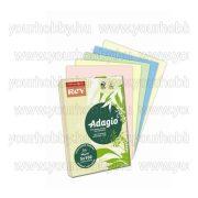 REY Adagio Másolópapír színes A4 80 g 5x100 lap pasztell mix