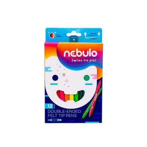 NEBULO Filctoll készlet kétvégű 12 db