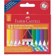 Faber-Castell Zsírkréta háromszögletű 12 db