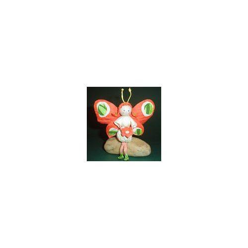 Papírszalag figura Pillangó