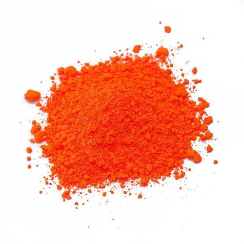 Fluoreszkáló neon pigment 10 g narancs