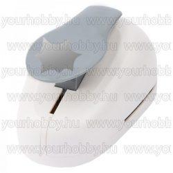 Formalyukasztó Jumbo Button 6,9x5,2 cm