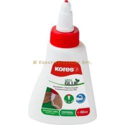 """Hobbyragasztó 60 g KORES """"White Glue"""""""