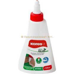 """Hobbyragasztó 125 g KORES """"White Glue"""""""
