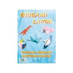 Origami papír, 20x20 cm, 20 lap