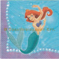 Szalvéta , Disney , Ariel