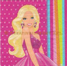 Szalvéta , Disney , Barbie