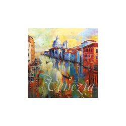 Szalvéta Művészet - Velence Dózse-palota