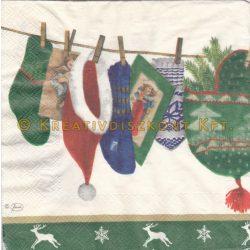 Szalvéta , Karácsonyi , Karácsonyi