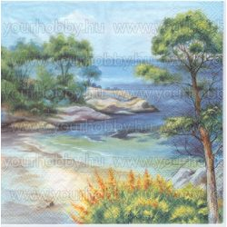 Szalvéta Mediterrán tengerpart