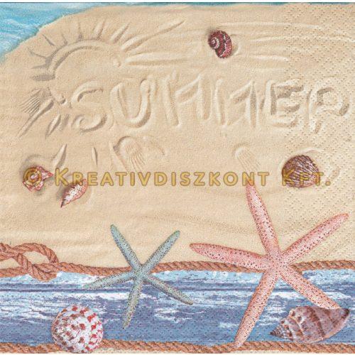 "Szalvéta Homokos tengerpart ""Summer"""