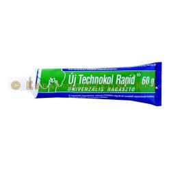 """Ragasztó folyékony 60 g TECHNOKOL """"Rapid"""" zöld"""