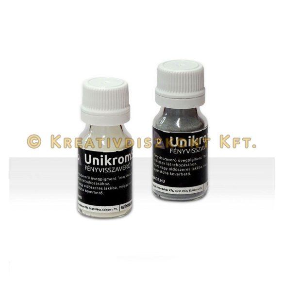 Unikromstar fényvisszaverő pigment több színben 30g - szürke